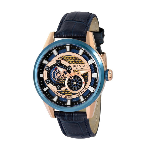 Bonia Limited Edition Men CBNB10488-1582LE  (Free Gift)