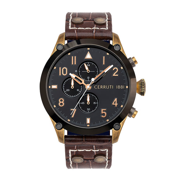 Cerruti 1881 Borgatello Men Chronograph CTCRA30702