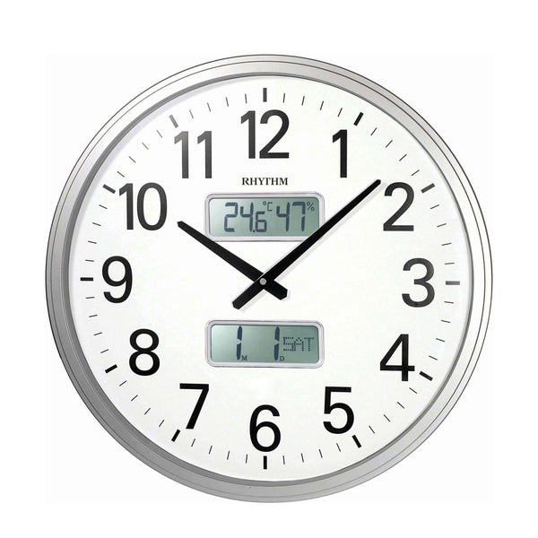 Rhythm Wall Clock RTCFG709NR19