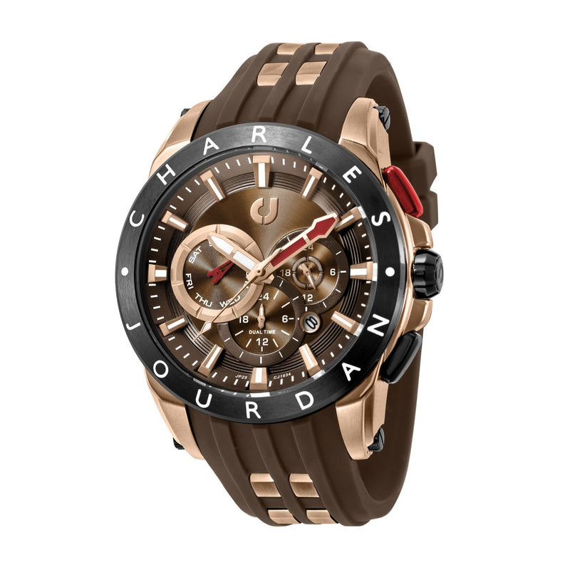 Charles Jourdan Men Multi-Function CJ1034-1542M