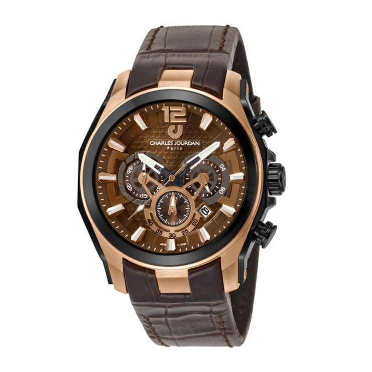 Charles Jourdan Men Chronograph CJ1037-1545C