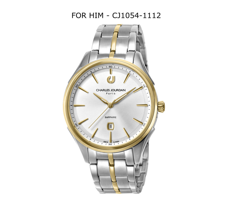 Charles Jourdan Watch CJ1054-1112