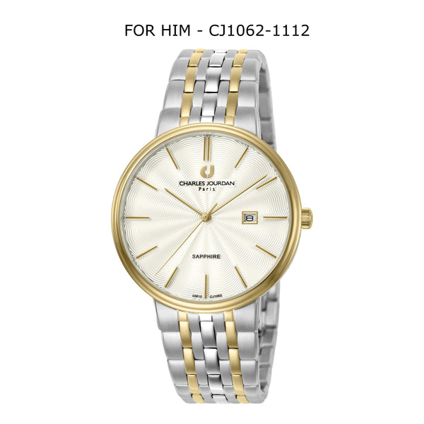 Charles Jourdan Watch CJ1062-1112