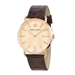 Charles Jourdan Men Classic Quartz CJ1067-1572