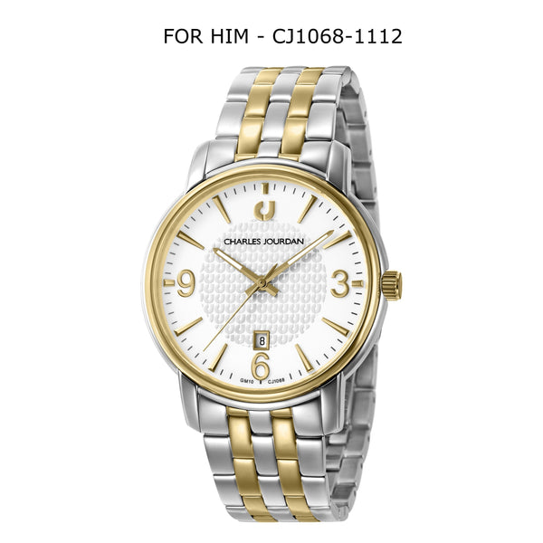 Charles Jourdan Watch CJ1068-1112