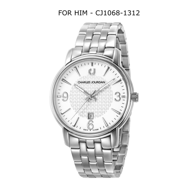Charles Jourdan Watch CJ1068-1312