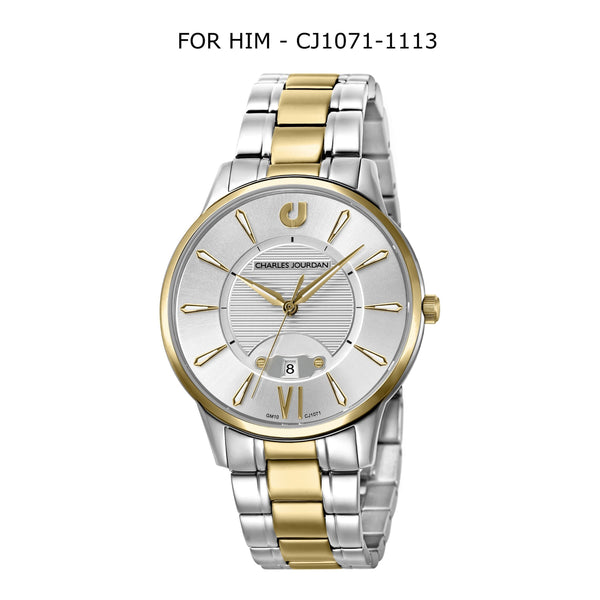 Charles Jourdan Watch CJ1071-1113