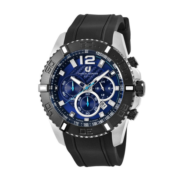 Charles Jourdan Men Chronograph CJ1081-1385CB