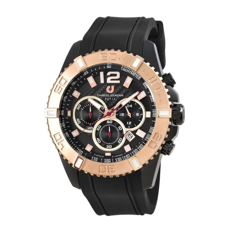 Charles Jourdan Men Chronograph CJ1081-1745CB