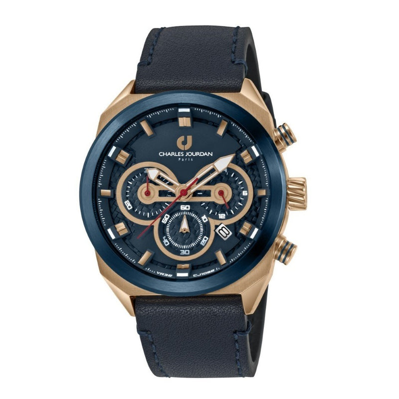 Charles Jourdan Men Chronograph CJ1082-1582C