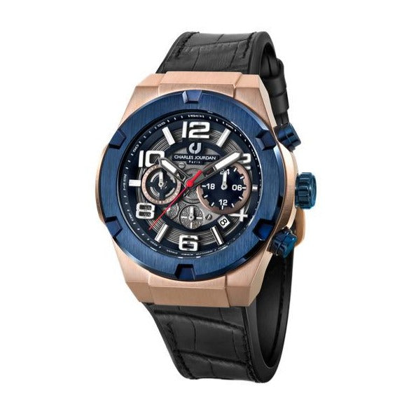 Charles Jourdan Men Multi-Function CJ1089-1785C