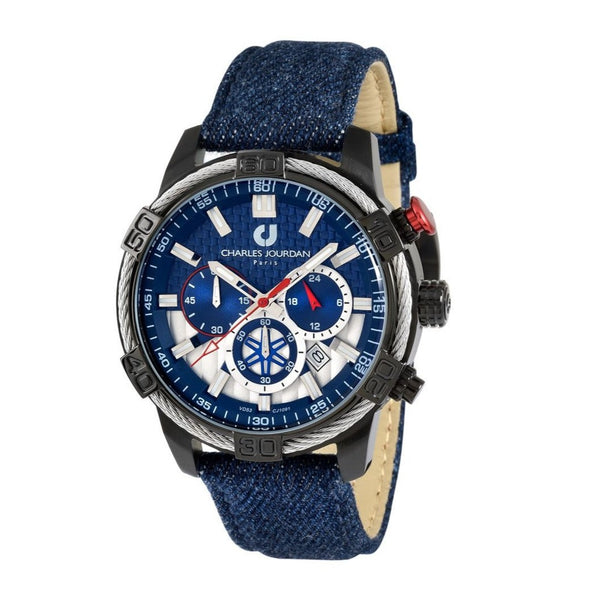 Charles Jourdan Men Chronograph CJ1091-1782C