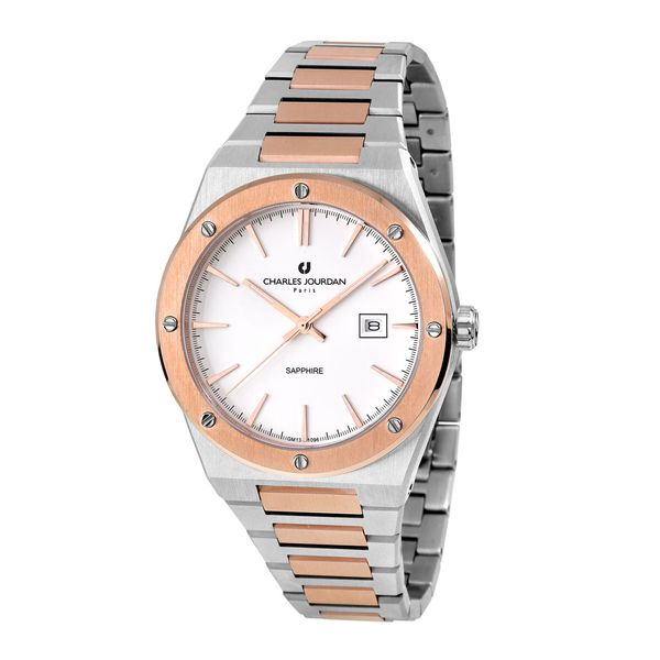 Charles Jourdan Men Classic Quartz CJ1096-1612