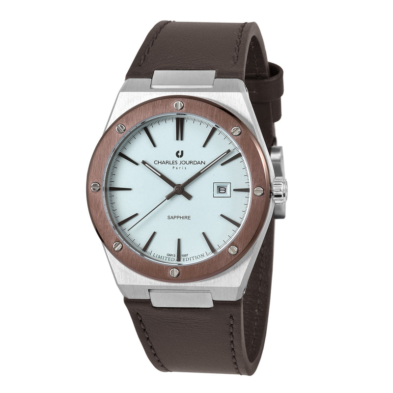Charles Jourdan Patron Men Classic Quartz Limited Edition CJ1097-1392LE