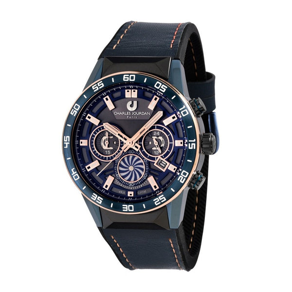 Charles Jourdan Men Chronograph CJ1102-1882C