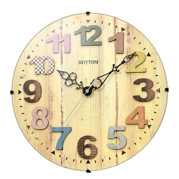 Rhythm Wall Clock RTCMG117NR06
