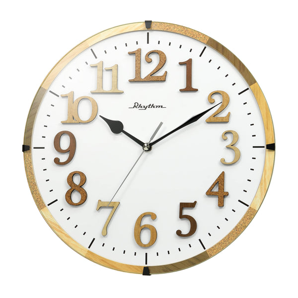 Rhythm Wall Clock RTCMG130NR06