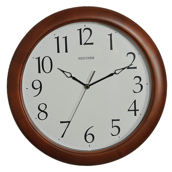 Rhythm Wall Clock Wooden RTCMG270NR06