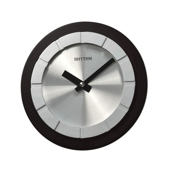Rhythm Wall Clock Wooden RTCMG294NR06