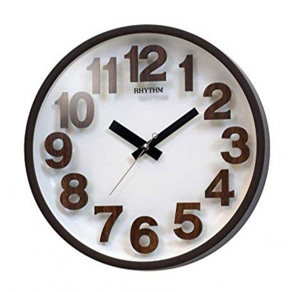 Rhythm Wall Clock RTCMG480NR06