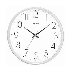 Rhythm Clock Quartz Wall Clock RTCMG817NR03