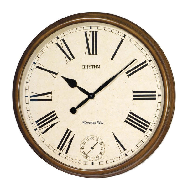 Rhythm Clock Quartz Wall Clock RTCMH721CR06