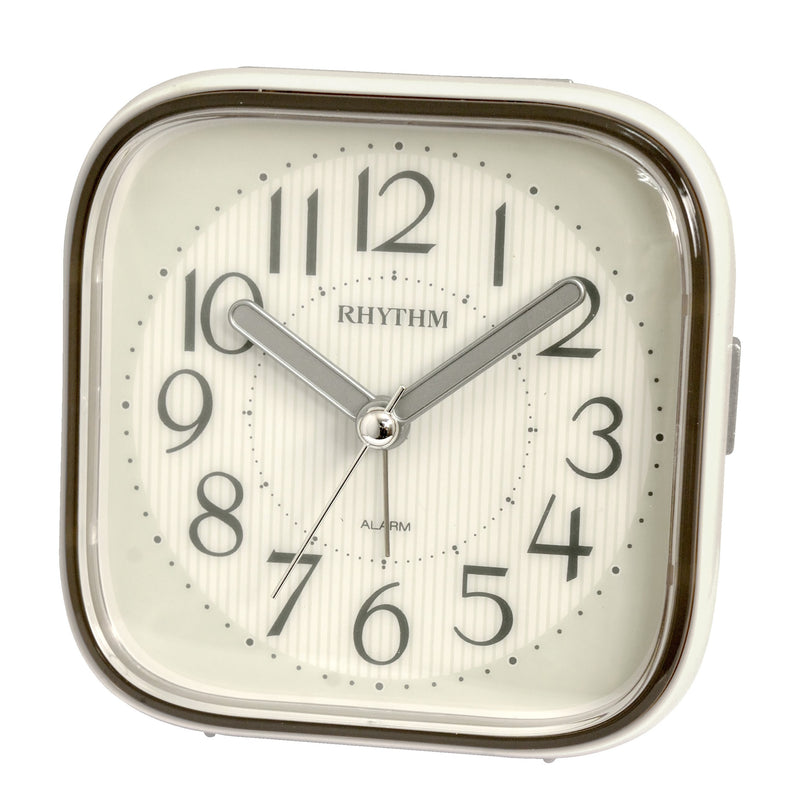 Rhythm Clock Quartz Wall Clock RTCRE895NR08