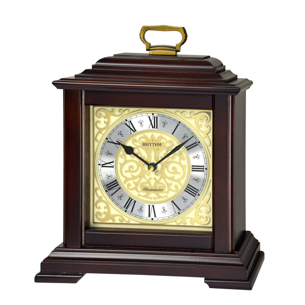 Rhythm Clock Quartz Table Clock RTCRH243NR06