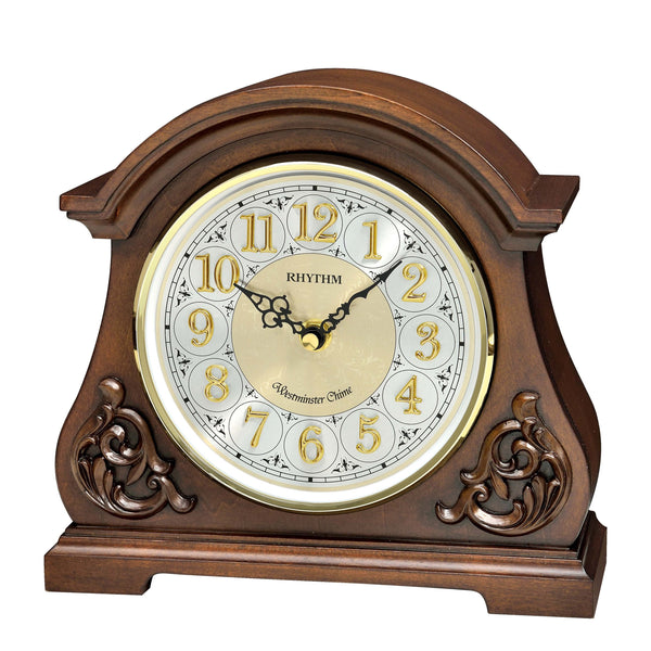 Rhythm Clock Quartz Table Clock RTCRH260NR06