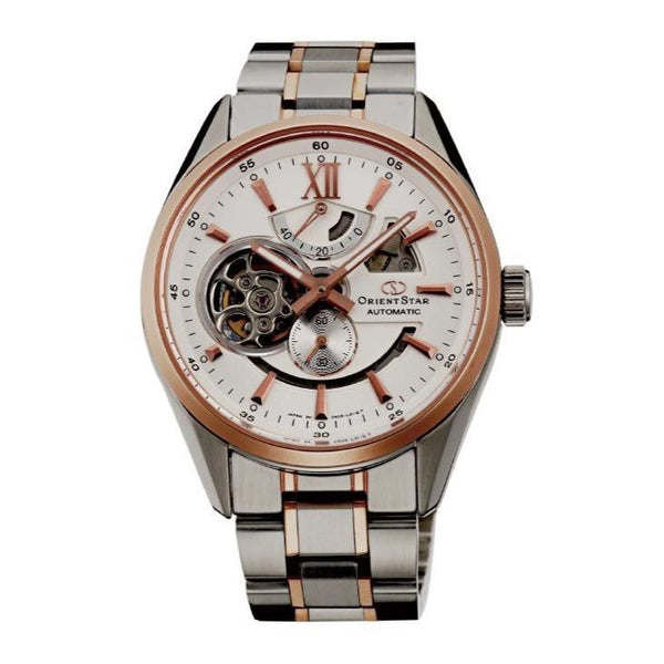 Orient Star Semi Skeleton Power Reserve ORSDK05001W