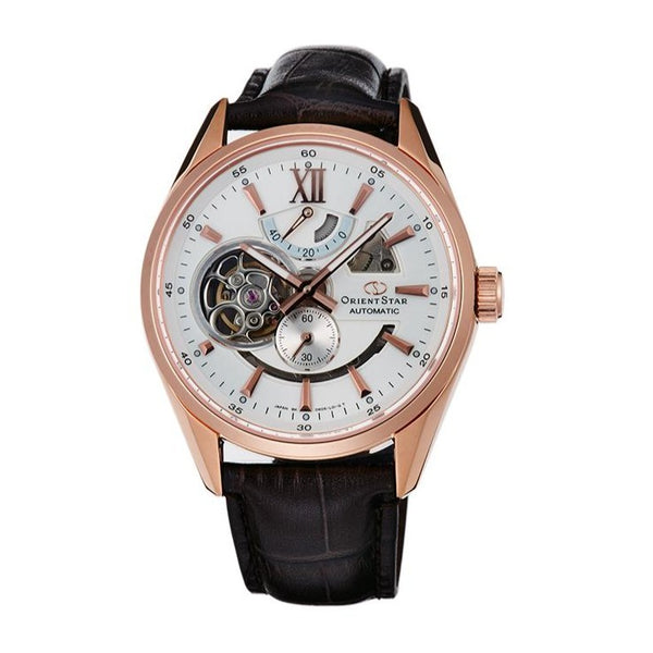 Orient Star Semi Skeleton Power Reserve ORSDK05003W