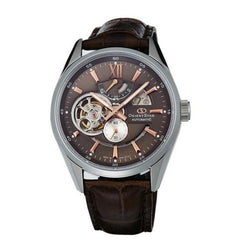 Orient Star Semi Skeleton Power Reserve ORSDK05004K