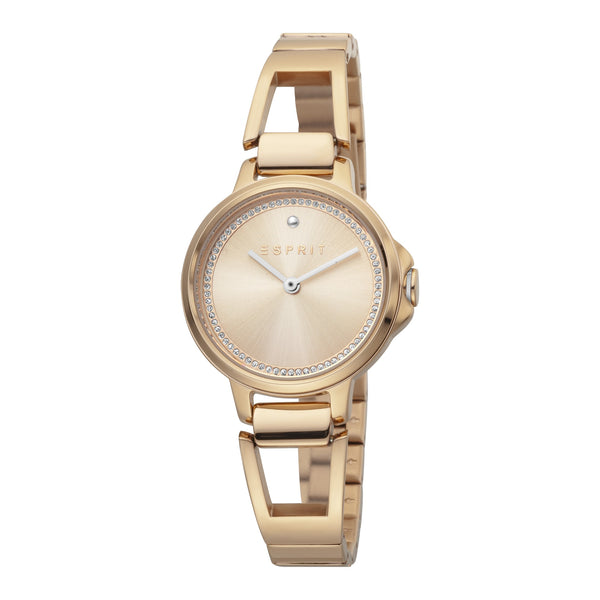 Esprit Brace Women Watch & Jewellery Set ES1L146M0075