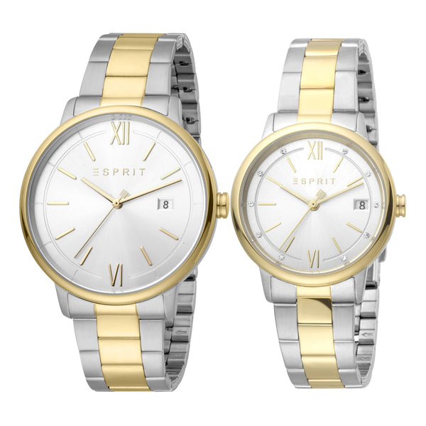 Esprit His & Her Set (ES1L181M0115 & ES1G181M0065)