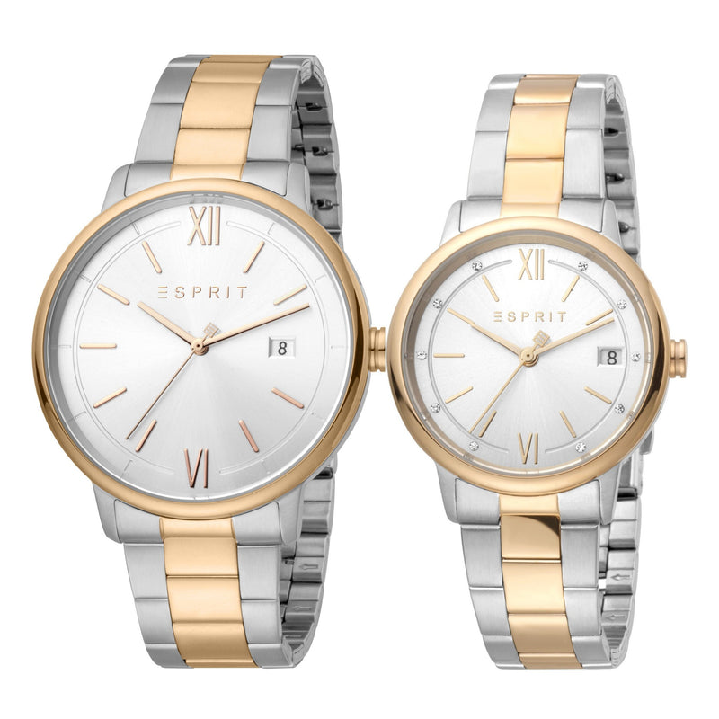 Esprit His & Her Set (ES1L181M0125 & ES1G181M0075)