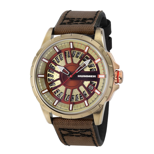Hummer Men Sports Quartz HM1014-1232