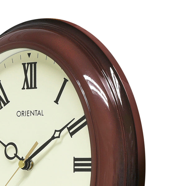 Oriental Analog Wall Clock OTC004N311