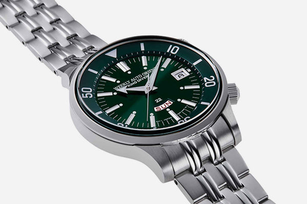 Orient Weekly Auto King Diver 70th Anniversary Limited Edition ORRA-AA0D03E
