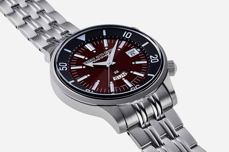 Orient Weekly Auto King Diver 70th Anniversary Limited Edition ORRA-AA0D02R
