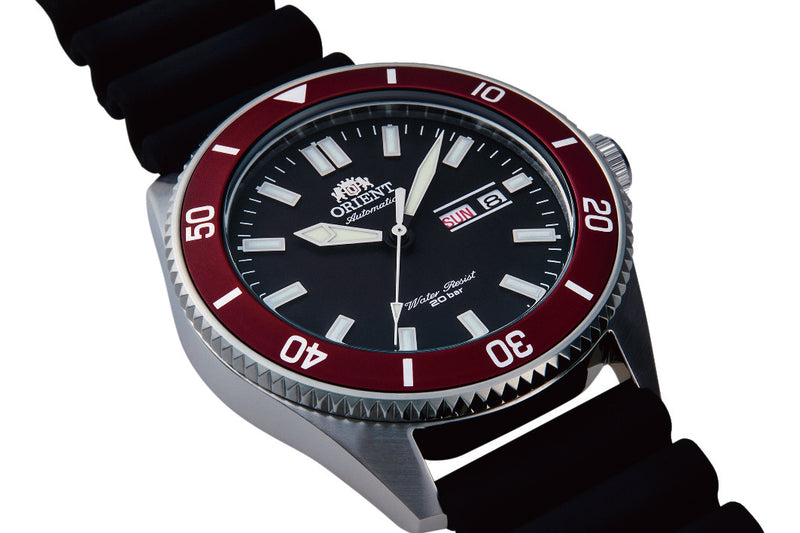 Orient MAKO III Men Mechanical Sports ORRA-AA0011B
