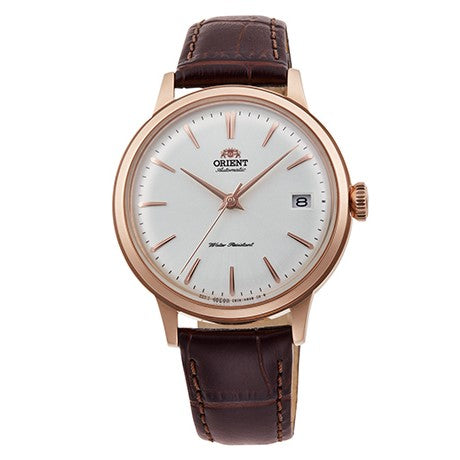 Orient Bambino V5 Women Automatic 36mm ORRA-AC0010S (Free Gift)