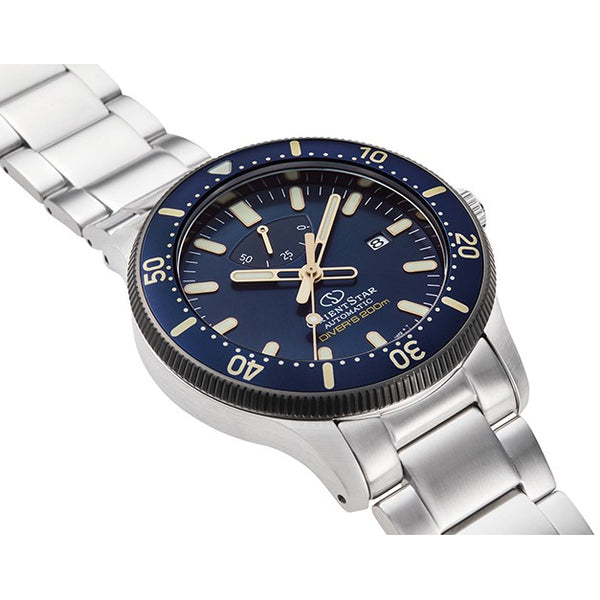 Orient Star Men Sports Automatic Limited Edition 2 Strap Set ORRE-AU0304L