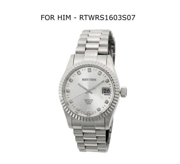 Rhythm Watch RTWRS1603S07