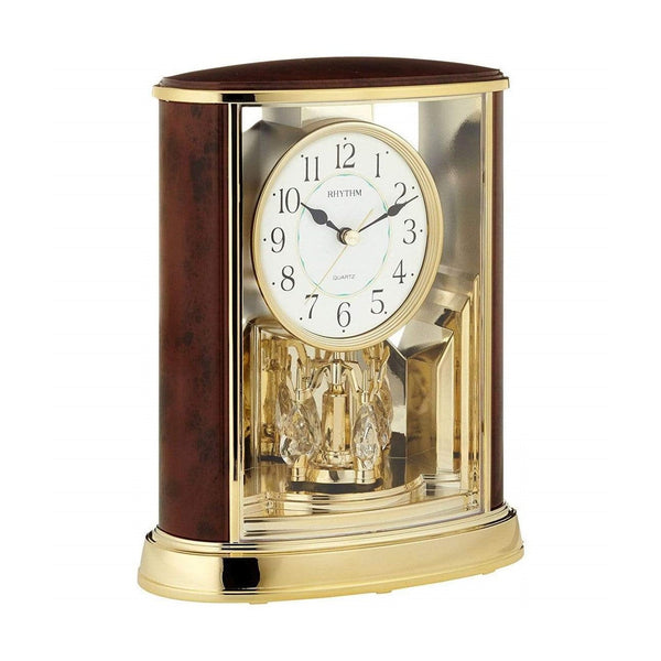 Rhythm Table Clock Pendulum RT4SG724WS06
