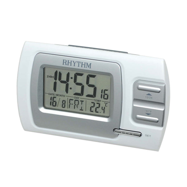 Rhythm Digital Alarms Clock RTLCT074NR03