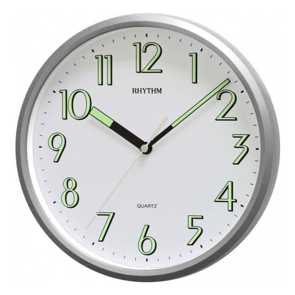 Rhythm Clock Quartz Wall Clock RTCMG727NR19