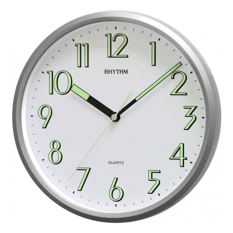 Rhythm Wall Clock Super Luminous RTCMG727NR19