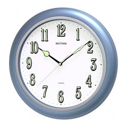 Rhythm Clock Quartz Wall Clock RTCMG728NR04