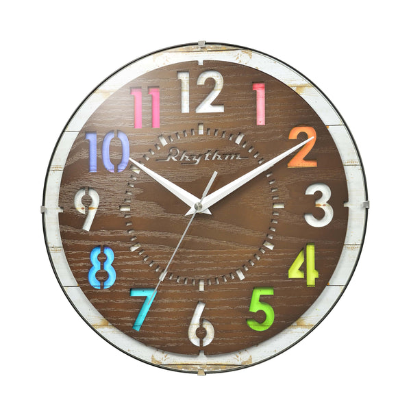 Rhythm Wall Clock RTCMG778NR06