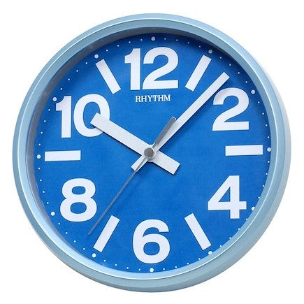 Rhythm Clock Quartz Wall Clock RTCMG890GR04